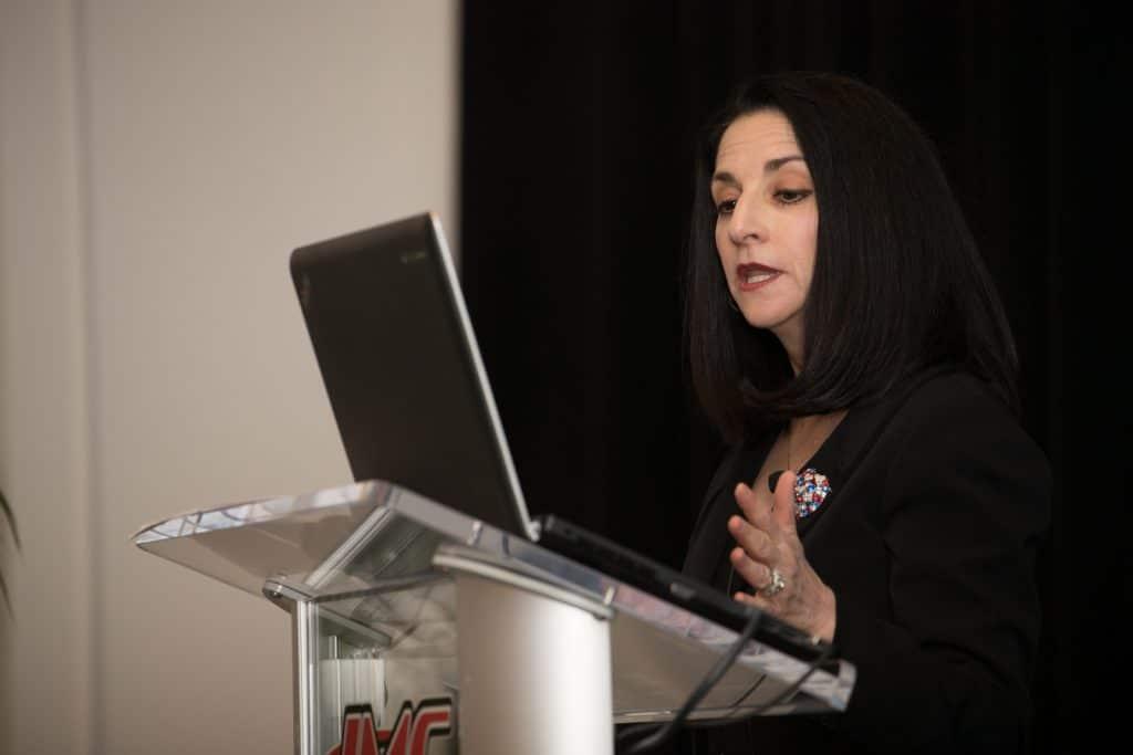 Nancy Regan Speaker