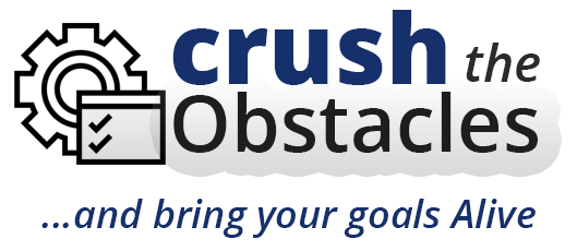 crush the obstacles
