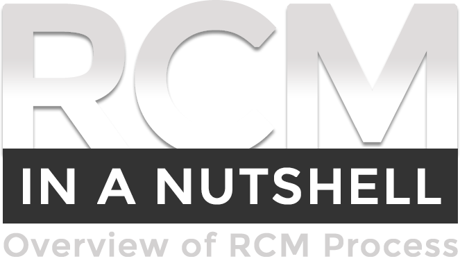 RCM in a Nutshell Course Logo