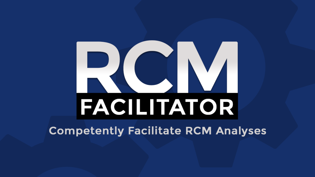 RCM Facilitator Course