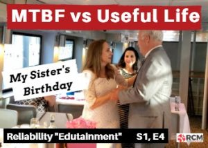 MTBF vs Useful Life Nancy Regan