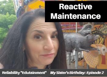 Reactive Maintenance Nancy Regan