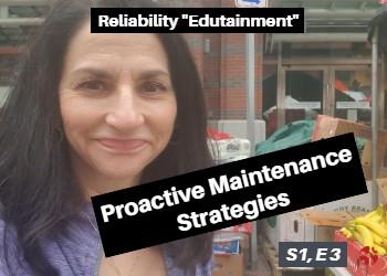 Proactive Maintenance Strategies